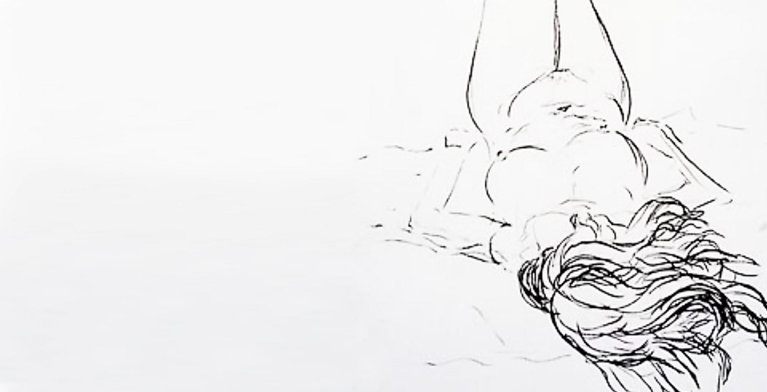 MODEL DRAWINGS & SELF PORTRAITS