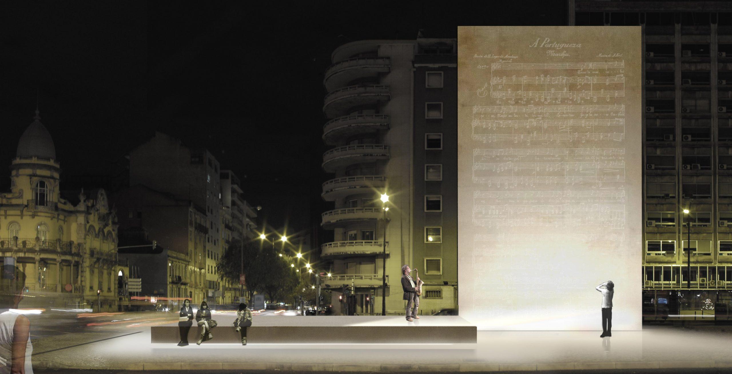 MONUMENTO À REPÚBLICA PORTUGUESA