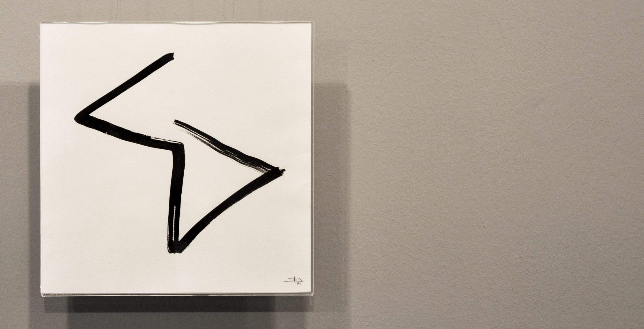 SPATIAL DRAWINGS | Solo Sculpture & Drawings exhibition