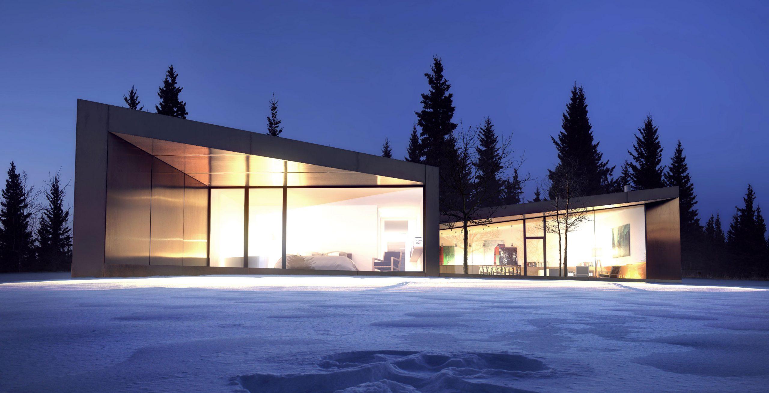 © Saunders Arkitektur AS