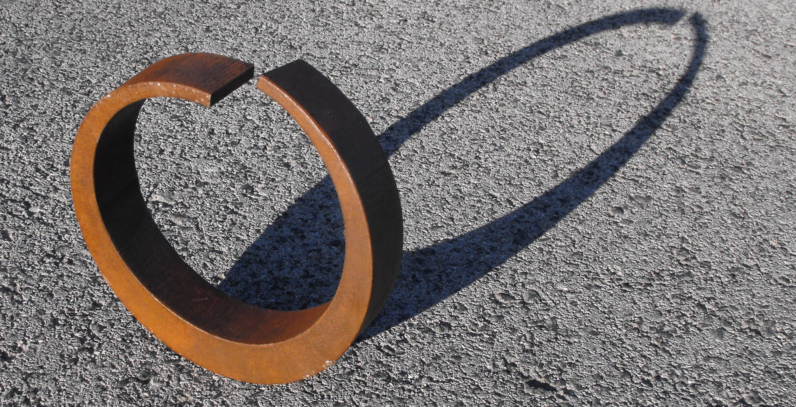 Equilibrium | Set of 2 Steel Sculptures | 2009